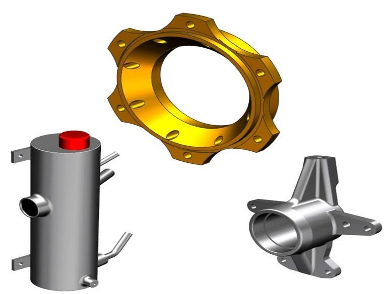 Metal Components & composites